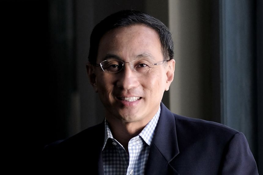 The firm Genium & Co lists Mr Desmond Kuek as the founder on its website.