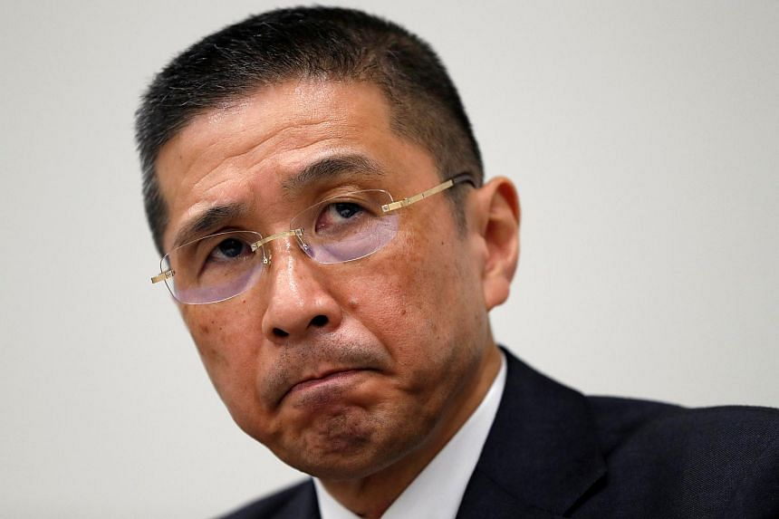 In letter to staff, Nissan CEO speaks of 'resentment and dismay' at