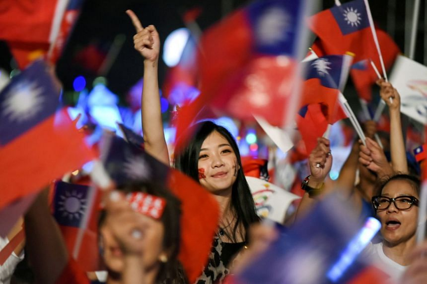 The Kaohsiung race, alongside the one in capital Taipei, is the most widely anticipated of the elections.