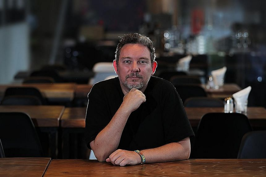 Albert Adria openedCakes And Bubbles in London's Regent Street, his first brick-and-mortar restaurant outside Spain.