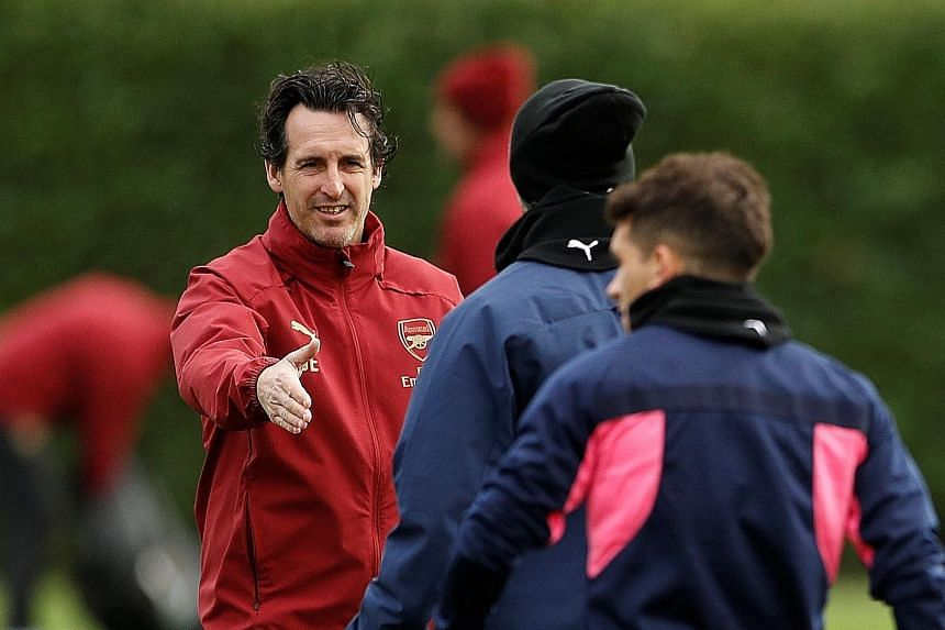 Unai Emery has rejuvenated Arsenal since taking over the reins from Arsene Wenger.
