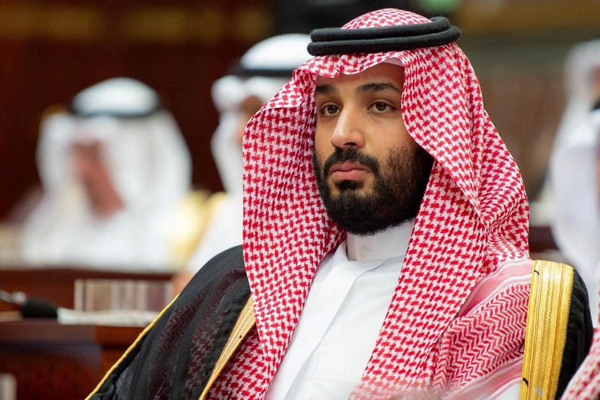 Image result for saudi crown prince