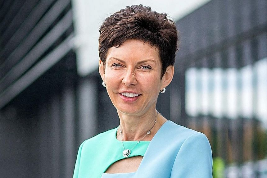 Ms Denise Coates has a net worth of US$4.5 billion (S$6.2 billion), thanks to her majority stake in closely held Bet365.