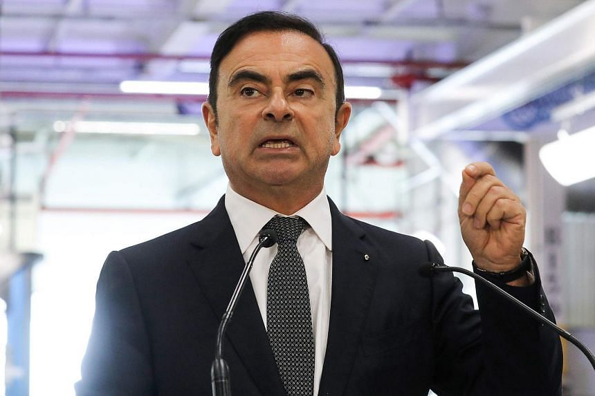 Renault-Nissan leaders to meet over Ghosn's outsing