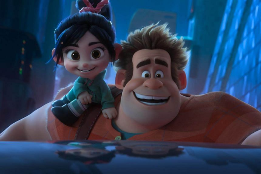 'Wreck-It Ralph' and 'Rocky' sequels top the Thanksgiving box office