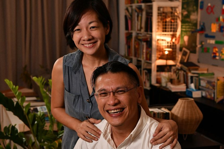Mr Kenneth Thong and his wife Adeline have housed over 35 young people in all, with stays ranging from a day to three years. Most are from dysfunctional families and have nowhere else to go.