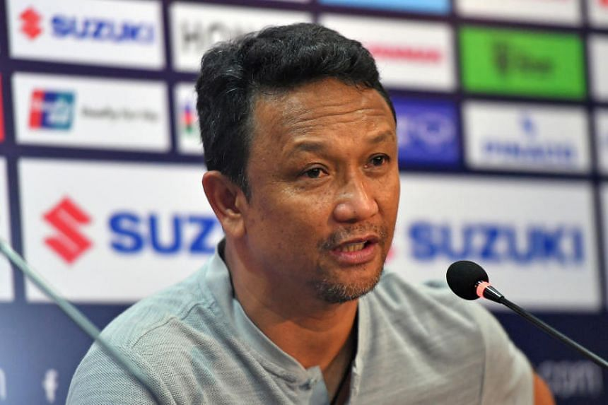 Singapore's interim national coach Fandi Ahmad admitted that more hard work, especially in youth development, is needed for the long-term rehabilitation of Singapore football.