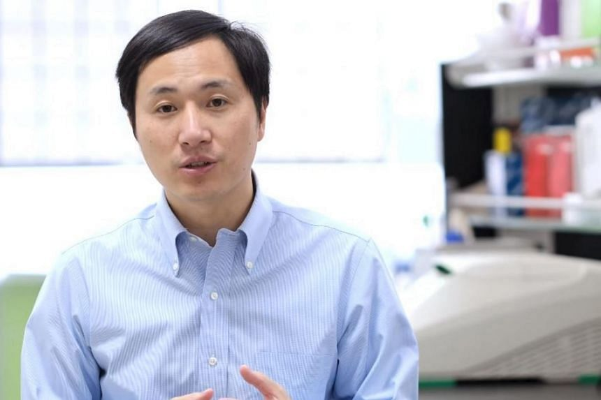 Chinese university professor He Jiankui posted a video on YouTube saying that the twin girls, born a few weeks ago, had their DNA altered to prevent them from contracting HIV.