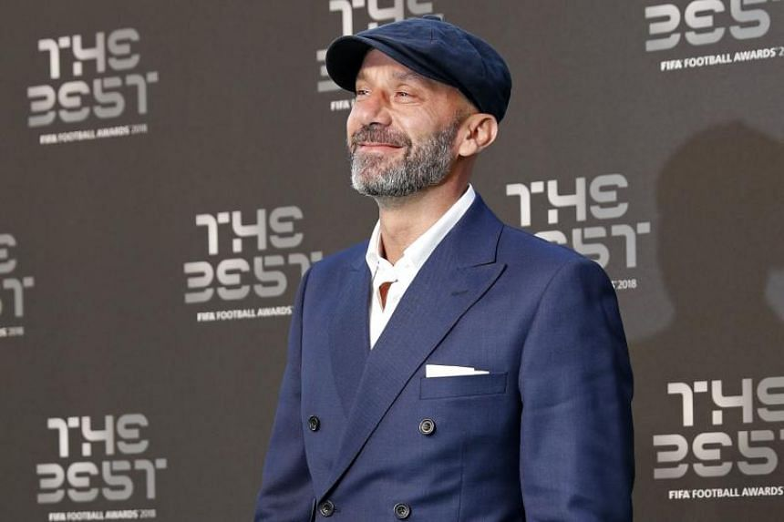 Gianluca Vialli revealed he has been battling cancer for the past year.