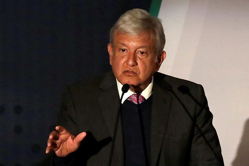 Mexican President Andrés Manuel López Obrador faces a political crisis and humanitarian emergency at the US border as he prepares to take office.