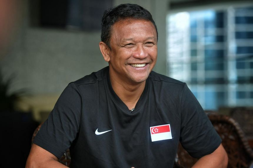 The new national coach is expected to build on what interim trainer Fandi Ahmad has started, rejuvenating the squad and continuing with a positive approach.