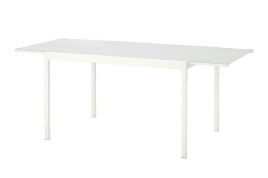 Due to customer reports of the extension piece in the dining table detaching from the rails and falling, Ikea has issued a recall of its Glivarop extendable dining table on Nov 27, 2018.