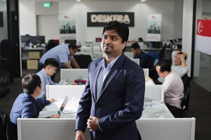 Shashank Dixit , CEO of Deskera, said the funding will be used for research and development as well as better integration of its enterprise resource planning (ERP) system onto the Networked Trade Platform (NTP).
