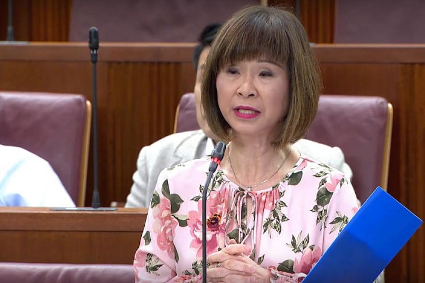 Senior Minister of State for Health Amy Khor said employers will benefit from a more productive workforce by keeping their staff healthy.