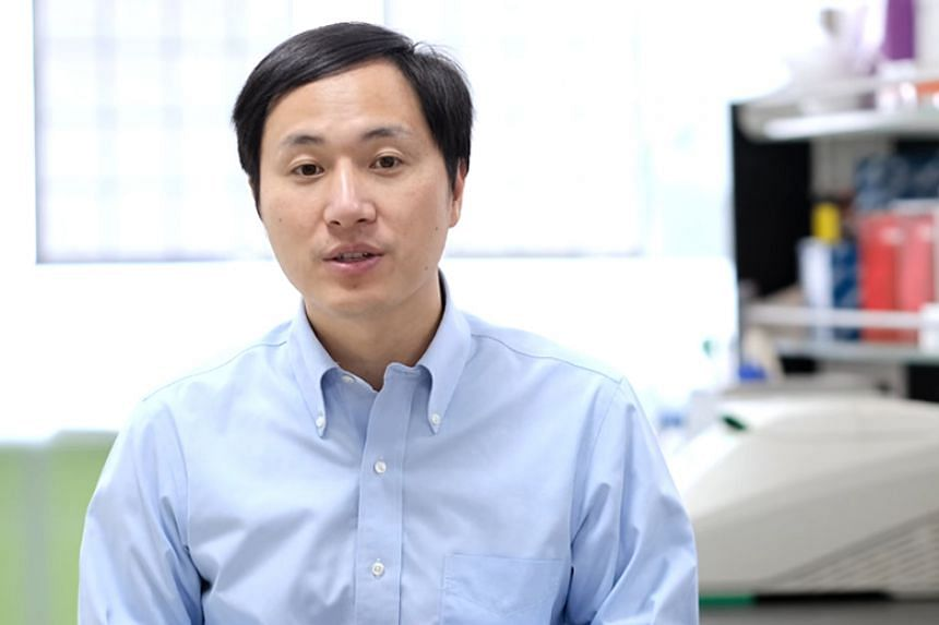 Chinese university professor He Jiankui claims to have created the world's first genetically-edited babies.
