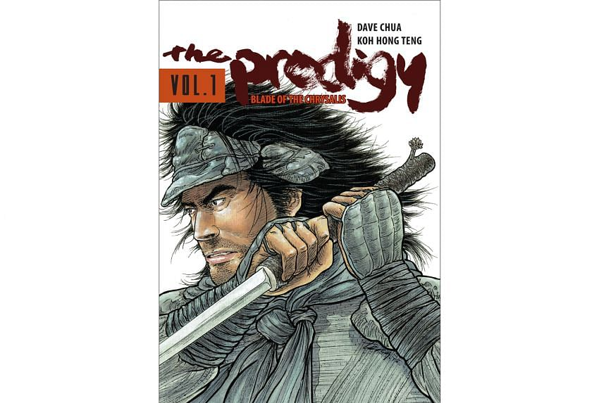 THE PRODIGY:BLADE OF THE CHRYSALIS