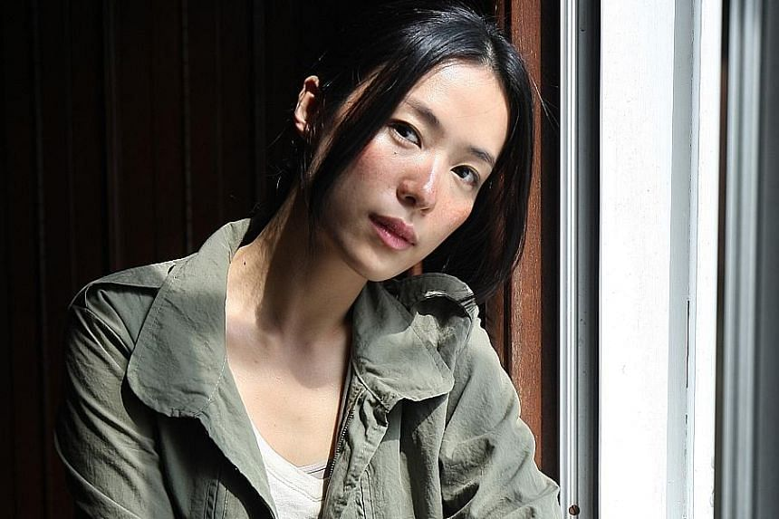 Home-grown actress Rebecca Lim plays a no-nonsense detective investigating a grisly murder in a 10-part series called The Bridge.