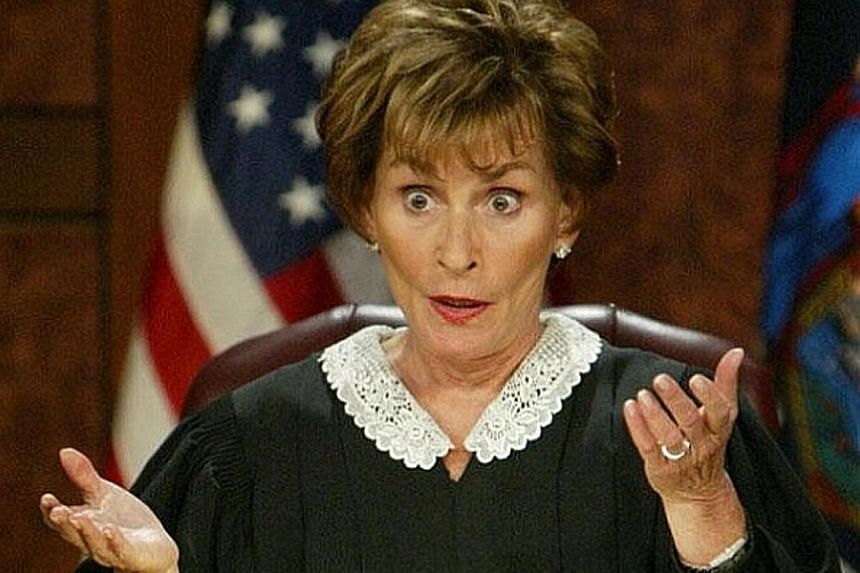 Judy Sheindlin, star of reality court show Judge Judy, is the highest-earning television host this year, with takings of $202 million.