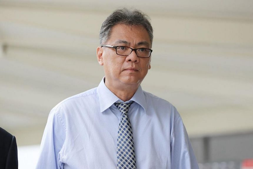 Cheng Choong Hung, 55, the former director of NTUitive, was charged with 22 counts of cheating.