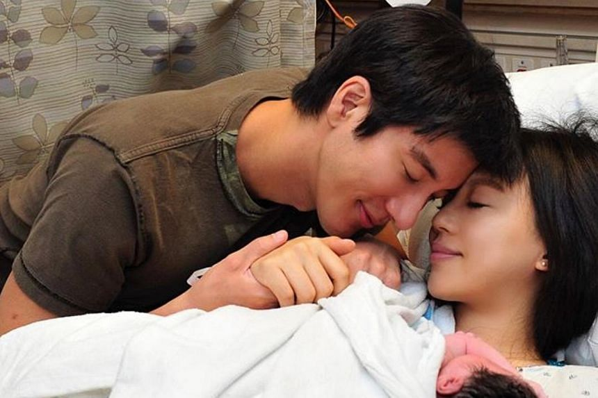 Chinese-American entertainer Wang Leehom took two months off before and after the arrival of his three children, and highly recommends paternity leave for all fathers.