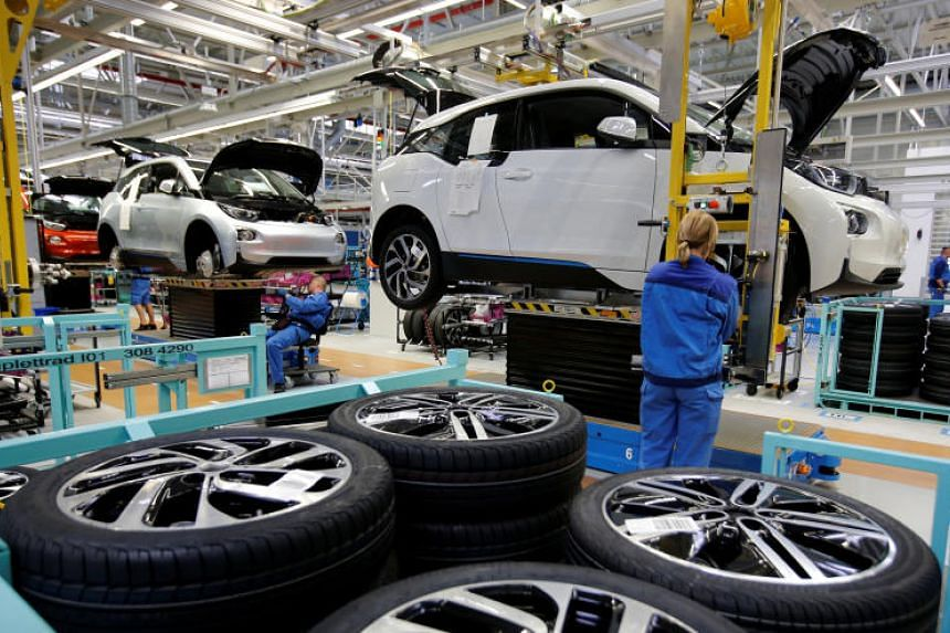 European auto stocks extended losses after the report, falling 2.5 per cent.