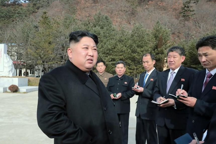 "North Korean leader Kim Jong Un had earlier expressed openness to shutting down the site if Washington took ""corresponding"" measures, but no offer to allow inspectors in to verify had been reported."