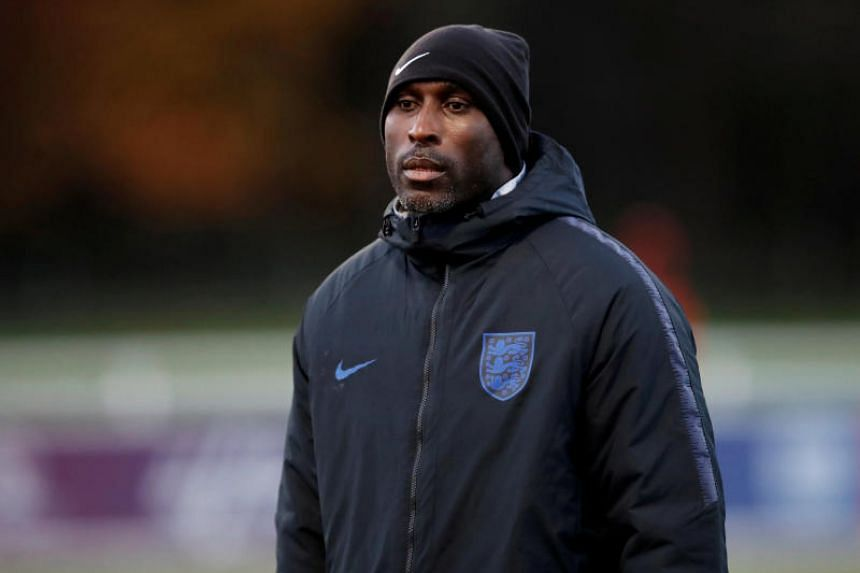 Sol Campbell appointed manager by Macclesfield Town