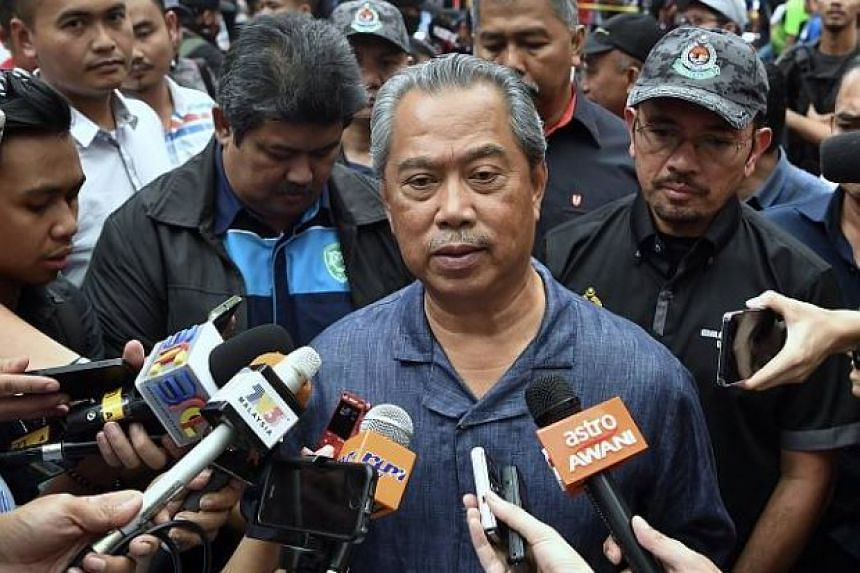 Home Minister Muhyiddin Yassin said investigations revealed that lawyers to the developer involved in the Sri Maha Mariamman temple had hired thugs that led to the riot.