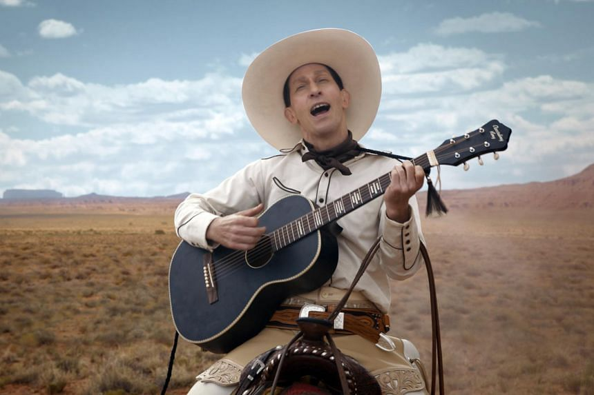 The Ballad of Buster Scruggs is an anthology of six short films set in the Old West.