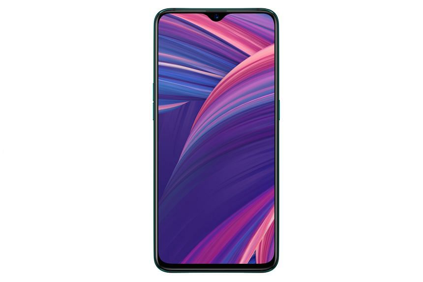 Oppo s R17 Pro stands out with ultra-fast charging speed ... df279c59dc