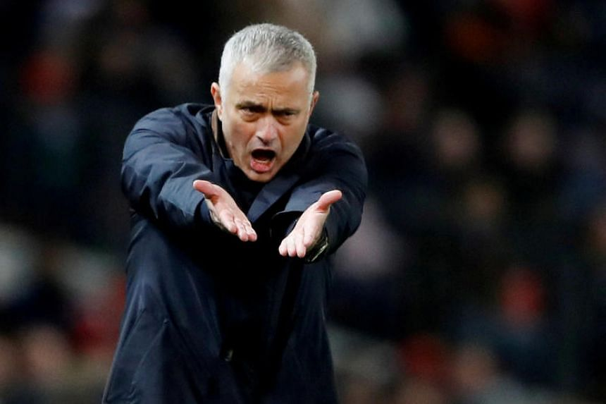 Along with his team, Jose Mourinho has been consistently criticised this season, largely for United's turgid style of play.