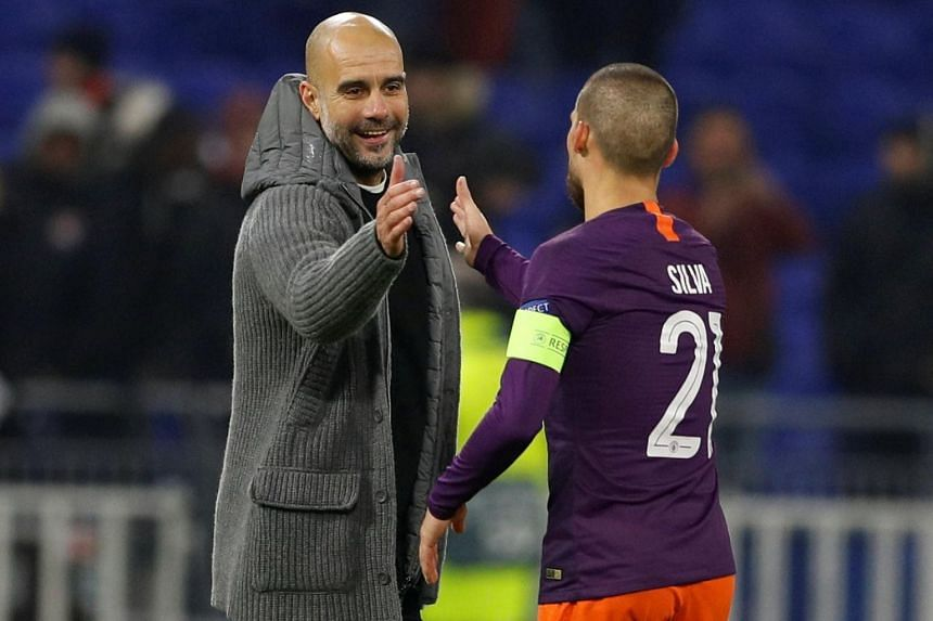 Manchester City manager Pep Guardiola believes his side still have some way to go if they are to lift their maiden Champions League trophy.