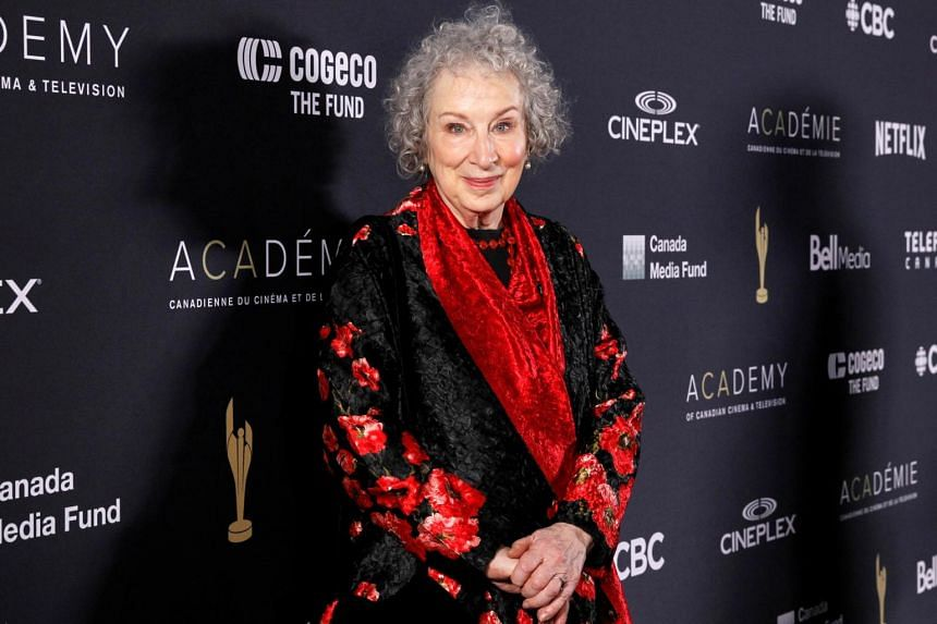Margaret Atwood said she decided to return to the story not just because of her voracious fans, but because she also wanted to explore the eerie parallels between her imagined dystopia and the current political climate.