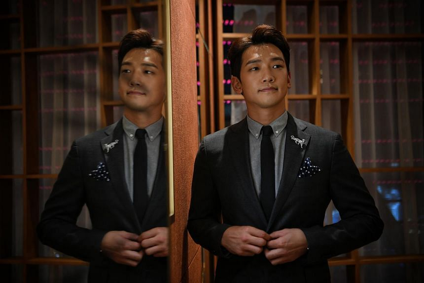 In South Korea, Rain reportedly commands between US$1 million (S$1.3 million) and US$1.5 million an endorsement.