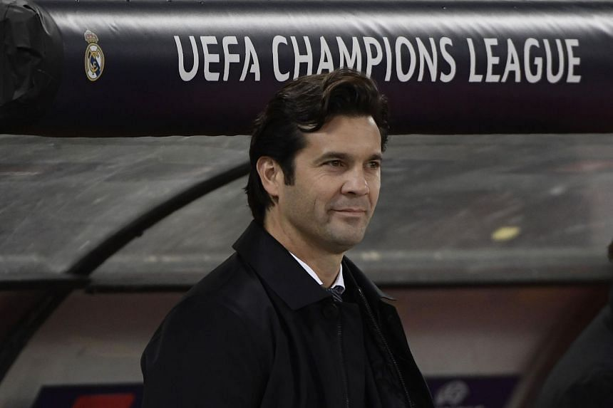Real Madrid coach Santiago Solari was impressed at the way his side bounced back following their 3-0 loss to Eibar.