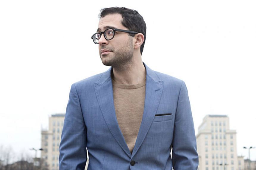 A major element of Mahan Esfahani's meteoric rise to fame has been his pioneering work of incorporating modern harpsichord repertoire in his concert.