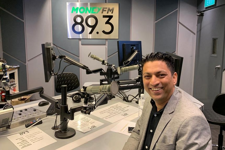 Shahid Nizami, managing director for Asia Pacific at HubSpot, talks about SMEs in this Money FM podcast.