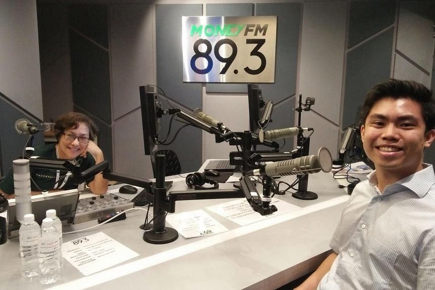 Kendrick Wong (right), founder of Omnilytics - the first fashion analytics company in South-east Asia - stops by for Coffee with Claressa in this Money FM podcast.