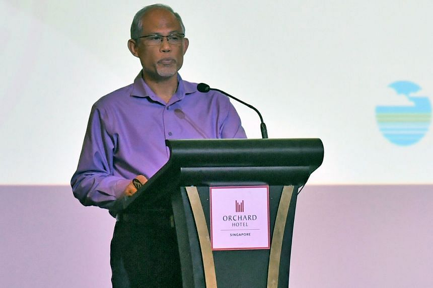 """Minister Masagos Zulkifli acknowledged Singaporeans' collective efforts on climate action. He said these efforts were part of the """"overwhelming support from the ground"""", with green initiatives championed by various segments of society. Environmental"""