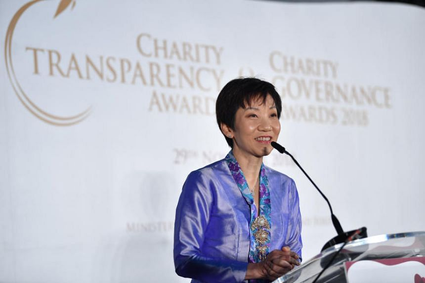 To be called Code for Commercial Fund-Raisers, the set of guidelines will be co-developed with major commercial fund-raisers here, said Minister for Culture, Community and Youth Grace Fu at the Charity Transparency and Governance Awards.