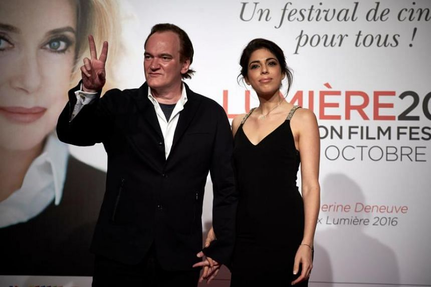 Director Quentin Tarantino and Israeli singer Daniella Pick got engaged in June 2017.