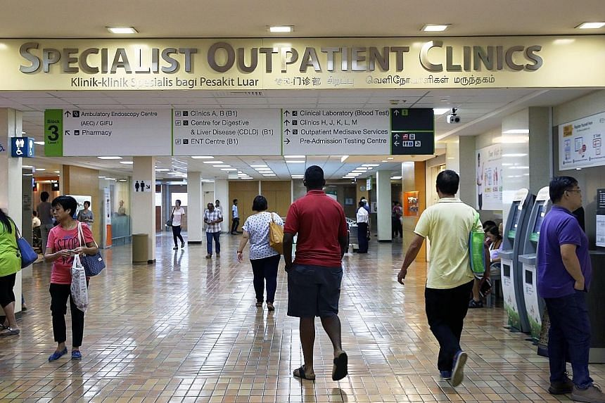 A total of $149.8 million was disbursed through Medifund in the 2017 financial year, up 4.1 per cent from the year before. An average of $953 was paid out for each inpatient treatment and $85 for each outpatient treatment.