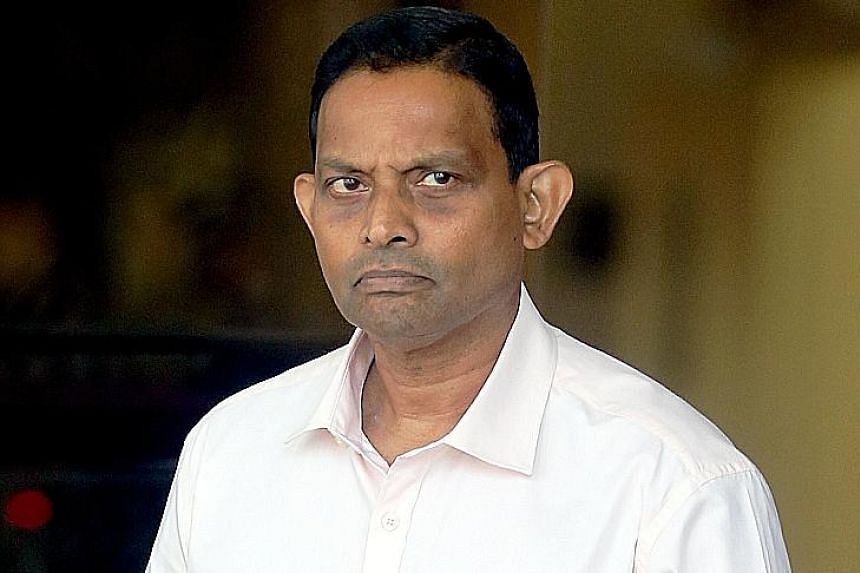 Mr Kangatharan Ramoo Kandavellu had admitted that he made false declarations to the tax authorities in 2014.