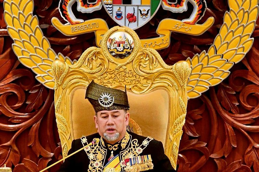 The Malaysian King, Sultan Muhammad V, reportedly married former Moscow beauty queen Oksana Voevodina on Nov 22.