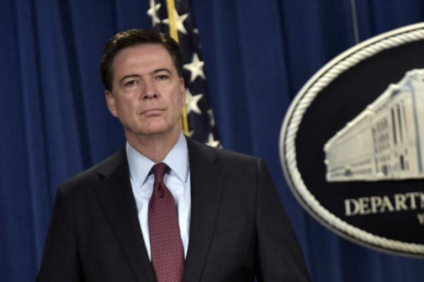 Former FBI Director Comey Sues to Quash House Subpoena