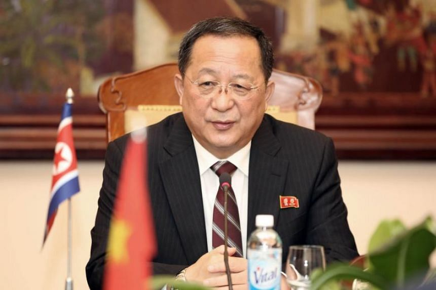 Mr Ri Yong Ho is expected to meet leaders in Hanoi, visit a hi-tech zone and speak to agricultural experts, according to state media and diplomatic sources.