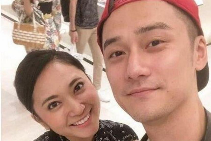 Chinese actor Jiang Jinfu turned himself in to the authorities on Nov 28, 2018, admitting to charges of domestic abuse against his grilfriend, Haruka Nakaura.
