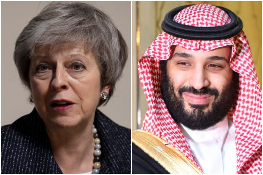 British Prime Minister Theresa May and Crown Prince Mohammed bin Salman will both be in Argentina for the two-day meeting of the most industrialised nations but are not yet scheduled to meet one-on-one.
