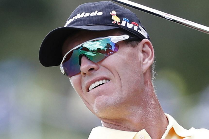 Smith holds Round 2 lead at Australian PGA