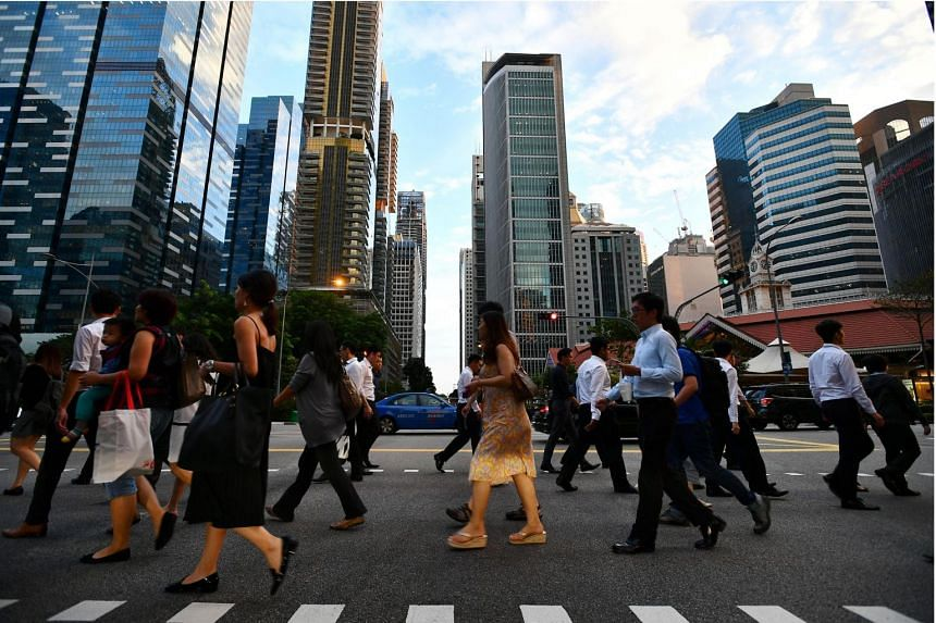 Singapore's economy is expected to grow by 3 per cent to 3.5 per cent this year, said the Ministry of Manpower.